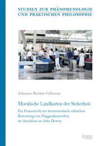 Book cover of Moralische Landkarten der Sicherheit